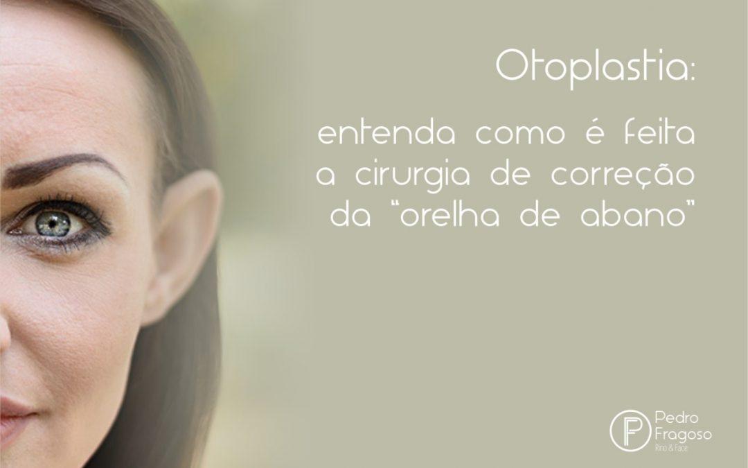 otoplastia - orelhas de abano
