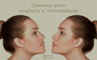 Entenda a diferença entre rinoplastia e rinomodelação
