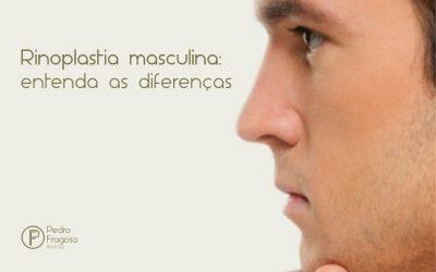 Rinoplastia masculina: entenda as diferenças