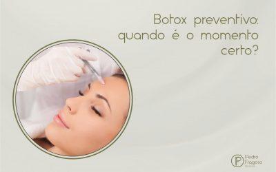 Botox preventivo: quando é o momento certo?